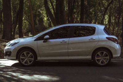 Peugeot 308 - parque